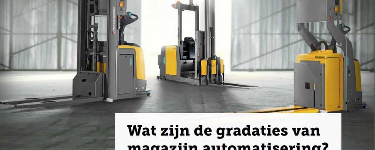 Wat is magazijn automatisering?