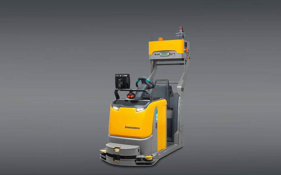 Automated Guided Vehicle EZS350a