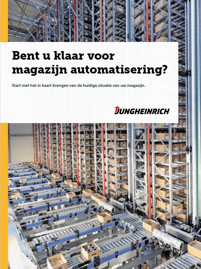 checklist magazijn automatisering 2018