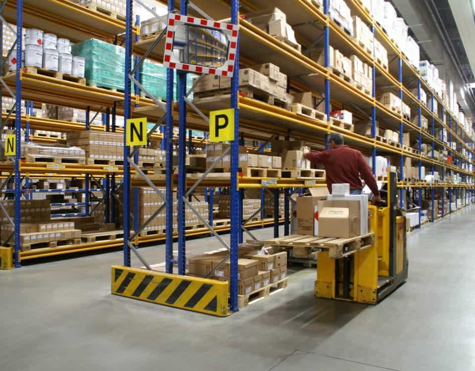 Wat is een semi-automatisch magazijn?