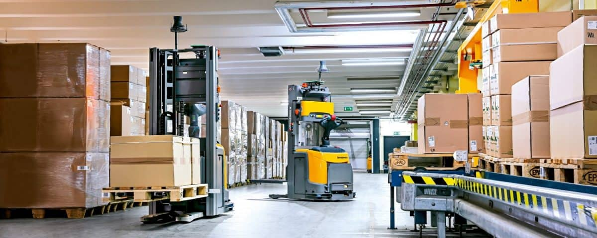 Hero referentie Automated guided vehicles