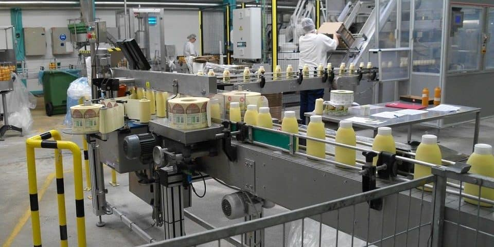 Referentie magazijn automatisering Orkla