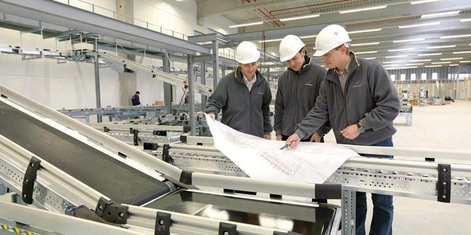 Referentie magazijn automatisering Wessels & Mueller