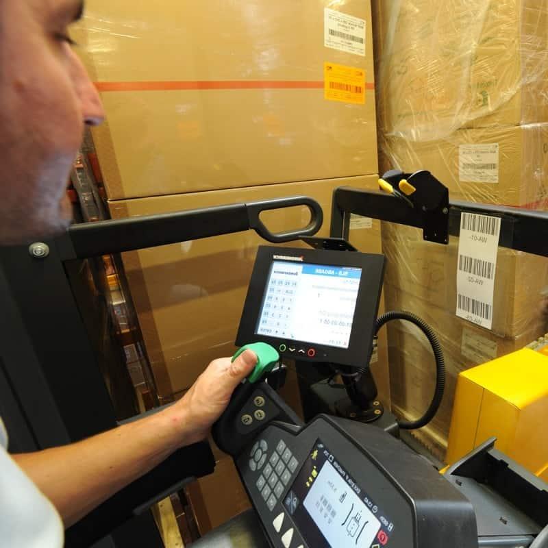 Referentie magazijn automatisering