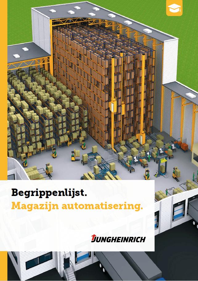 Magazijn automatisering - begrippenlijst 2018