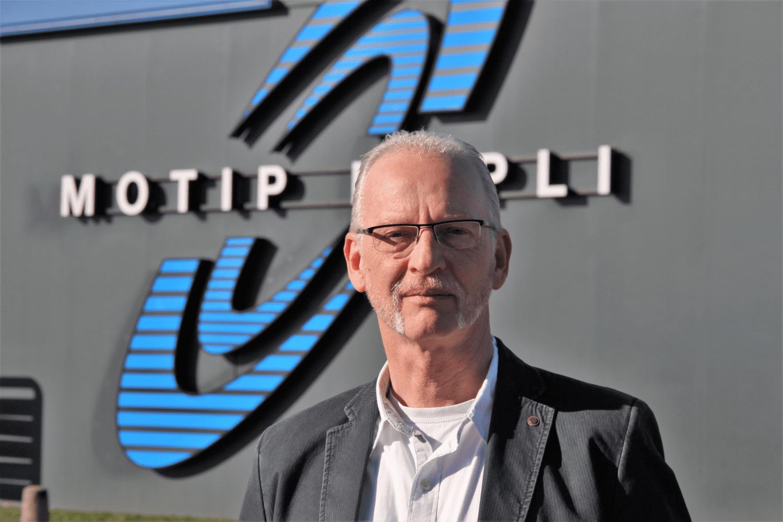 Facilitair Manager Johan Helmich