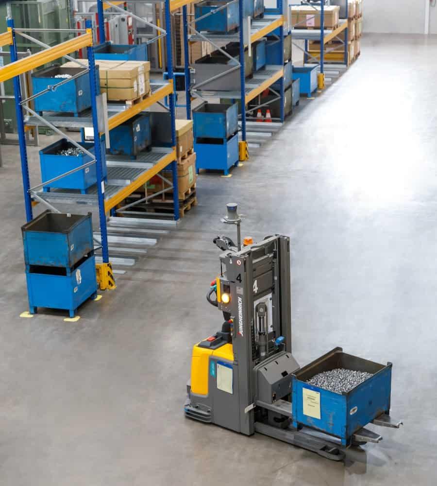 Hybride automatisering