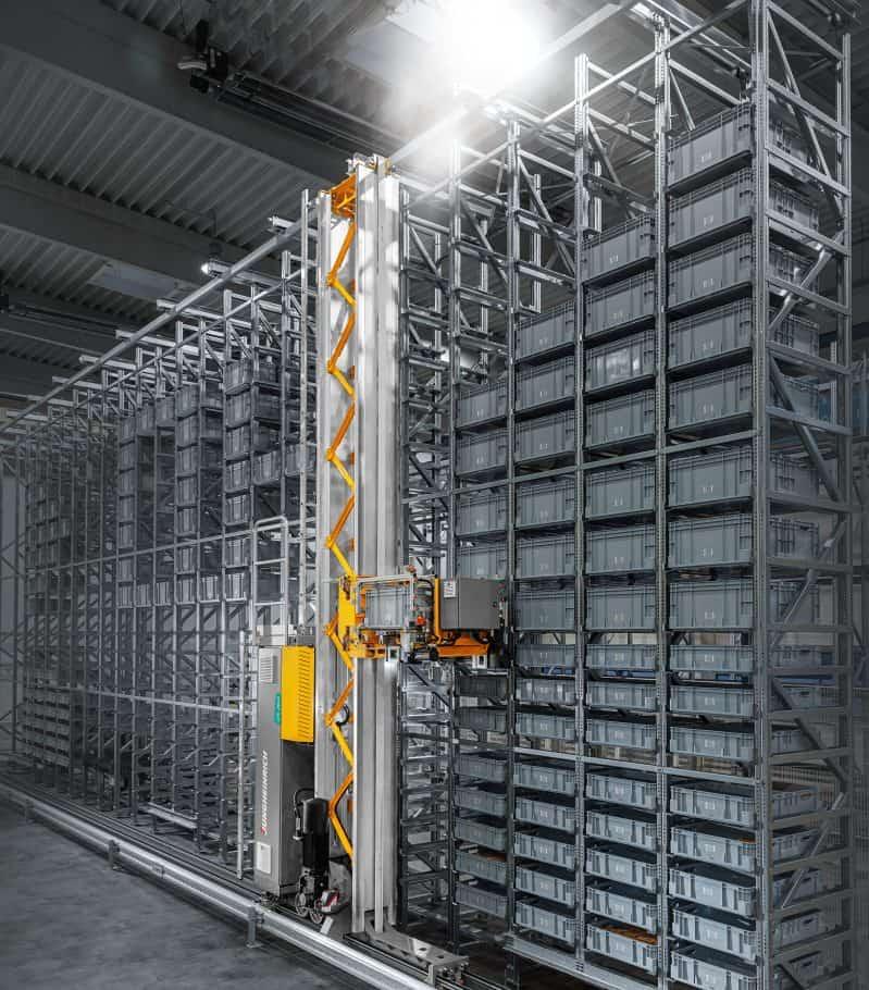 Maso Profit zet veiligheid op één met miniload systeem